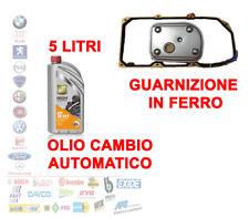FILTRO CAMBIO AUTOMATICO 722.8 MERCEDES CLASSE A B 160 170 W169+OLIO 5 LT K5035F