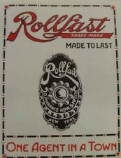 classic bicycle late 20s early 30s Rollfast Brochure catalog of antique bikes
