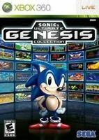 Sonic's Ultimate Genesis Collection - Original Microsoft Xbox 360 Game