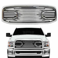 For 06-09 Dodge Ram 2500 3500 06-08 1500 Front Hood Chrome Big Horn Grille+Shell (Fits: Dodge Ram 2500)