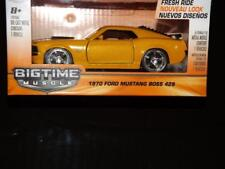 1970 FORD MUSTANG BOSS 429 1:32 SCALE MUSCLE CAR! AWESOME!
