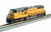 KATO 1767608 N Scale EMD SD70M Flat Radiator Union Pacific Rd #4198 176-7608