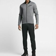 Men's SZ Small Dri-Fit Nike Hyper Elite Basketball Jacket Gray 830833 NWT $125