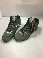 AND1 Baseball SHOES MEN'S SIZE 8 Grey