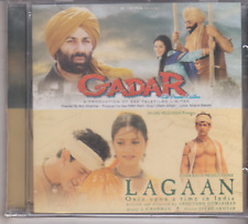 gadar / Lagaan - a r rahman  [Cd ] sony music India  made cd rare