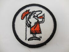 "Vintage Little Caesars Pizza 2.25"" Patch Advertising Uniform Hat Patch NEW Rare"