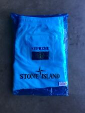 NWT Supreme x Stone Island Sweatpants sz XL White