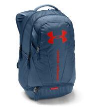 be1954dd3da Under Armour UA Hustle 3.0 Storm Static Blue Pattern Backpack Book Bag