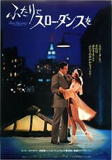 Slow Dancing In The Big City Japanese Chirashi Mini Ad-Flyer Poster 1978