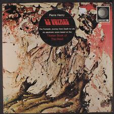 PIERRE HENRY: Le Voyage LP (small toc) Rock & Pop
