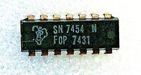 CIRCUIT INTEGRE  SN7454N