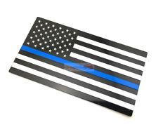 USA United States Blue Police National Flag Emblem Badge Decals Sticker Mustang
