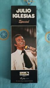 "Raro Box Cassette ""Julio Iglesias - Special"" - (2xCass, Comp + Box)"
