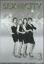 Sex and the City. Stagione 3 (2014) 3 DVD