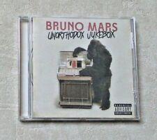 """CD AUDIO MUSIQUE INT / BRUNO MARS """"UNORTHODOX JUKEBOX""""  CD ALBUM 2012 10T"""