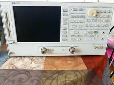 Hp 8753E Network Analyzer 30Khz - 6Ghz (Options 006,010,1D5) Tested Good!