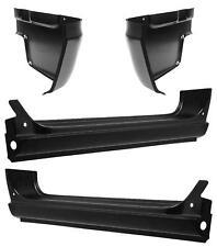 OE style Rocker Panel & Cab Corner Kit for 67-72 Chevrolet Pickup Truck GMC