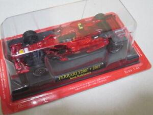 Ferrari F1 F2007 2007 #6 Kimi Raikkonen IXO 1/43 Scale