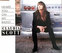Claudia Scott Heard you on my radio (1992) [Maxi-CD]