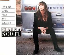 Claudia scott îles Heard you on my radio (1992) [Maxi-CD]
