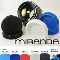 Miranda Mount Rear Lens FORSTER UK / US Cap MIR Soligor Rear Cap Miranda Bayonet