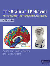 The Brain and Behavior: An Introduction to Behavioral Neuroanatomy (Cambridge Me