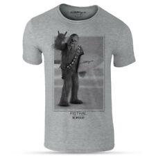 T-shirts gris sans marque pour homme