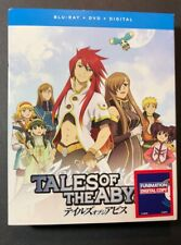 Tales of the Abyss [ The Complete Series ] (Blu-ray + DVD) NEW