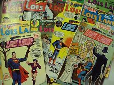 LOIS LANE COMICS LOT DC 53 82 84 85 88 89 90 91 94 95 97 105 107 108 112 ST