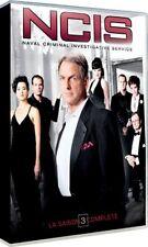 8543 // NCIS SAISON 3 COFFRET 7 DVD 24 EPISODES TBE