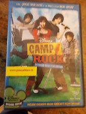 "DVD "" CAMP ROCK - EXTENTE ROCK STAR EDITION """