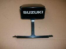 91 92 1992 SUZUKI GSXR 1100 750 OEM CENTER TAIL FAIRING REAR TAIL LIGHT FAIRING
