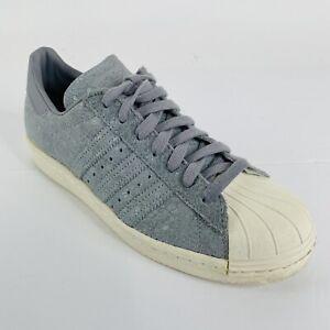 Adidas Women's PRB 698001 S81327 Gray Shoes EUC Size 8 Snake Skin Print