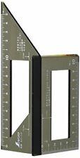 Shinwa measurement one-shot stop type ruler polycarbonate 62112