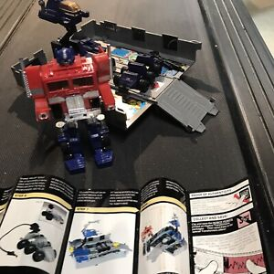 G1 1982 OPTIMUS PRIME • VINTAGE GENERATION ONE TRANSFORMERS Near Complete G1