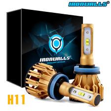CREE H8 H9 H11 1500W 210000LM XHP50 LED Headlight Fog light White 6000K Bulbs