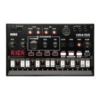 Korg Volca KICK Analog Bass Generator Drum Machine Synth Filter Step Sequencer