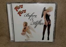 TORA TORA hair metal cd BEFORE AND AFTER free US shipping