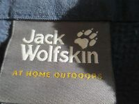 Shirt, Jack Wolfskin,XL,44,dunkelblau,Langarm,Winter,Kaputze
