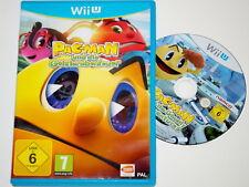 Nintendo Wii U Spiel Pac-Man und die Geisterabenteuer ~DA7930