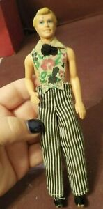 NICE MATTEL? SMALLER KEN DOLL FOR DOLL HOUSE 7 INCHES