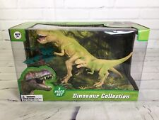 Tyrannosaurus Dinosaurs Figures Toy Collection 3 Piece Set
