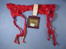 Vintage Lady Marlene 900877 Lace Garter Belt Size Small 