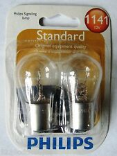 Turn Signal Light Bulb-Standard - Twin Blister Pack 1141 PHILIPS 1141B2 #104
