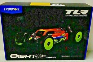 Losi 8ight-Xe Electric 1/8 Scale Buggy Race Kit TLR04011 open!!!!!!!!!!