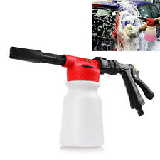 Adjustable Snow Foam Lance Cannon Pressure Washer Gun Car Foamer Wash Bottle