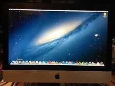 "Apple iMac 21.5-Inch ""Core 2 Duo "" 3.06GHz 4GB RAM 1TB HD MS Office 2011 ILife"