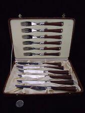 GLOW HILL GH CONNOISSEURS STEAK KNIFE SET