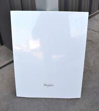 "Whirlpool 18"" Dishwasher White Front Panel WDF518SAAW0 WPW10567688 W10567688"
