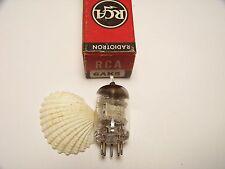 1954! RCA 6AK5 EF95 Single Vintage Headphone Amp Tube Little Dot MKIII NOS NIB